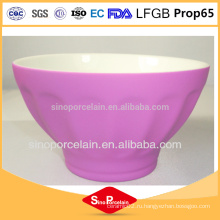 FDA Новая кость Китай керамическая чаша чаша керамический набор ужин керамическая чаша