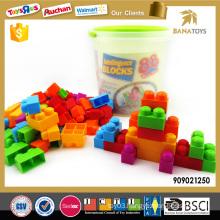 Children plastic building blocks toys