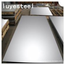 Inconel alliage 601 feuille de nickel plaque d'acier inoxydable DIN / Fr 2.4851