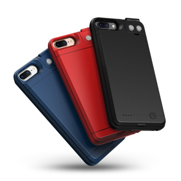 Custodia per telefono Power Bank per iPhone 7Plus 8Plus