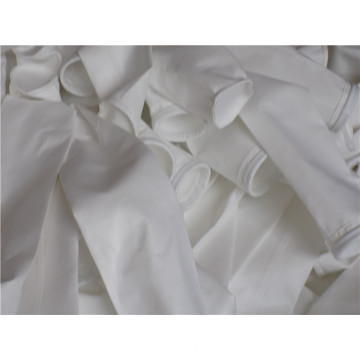 Non woven needle felt PPS dust filter bag for dust collector