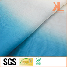 Polyester Light Gradient Color Inherently Flame Retardant Fireproof Voile