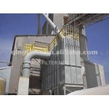Sistema de polvo de cemento