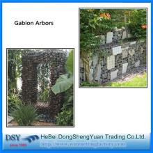 Galvanized Gabion Mesh and Welded Gabion Box