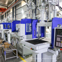Vertical Clamping Horizontal Injection Machine 45ton 55ton