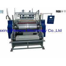 Máquina extrusora automática de película extensible de alta velocidad