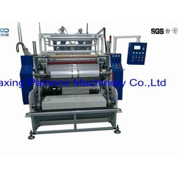 Machine d'extrusion de film étirable automatique à grande vitesse