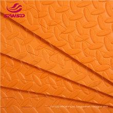 Hot sale Eco-friendly wood grain interlocking puzzle non toxic anti slip eva foam wood grain floor mat
