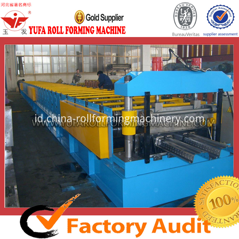 76-344-688 floor tile metal sheet roll forming machine