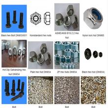 Hexagon Nut / Hex Nut for fasteners