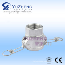 Stainless Steel Part DC-Dust Cap (Camlock Coupling)