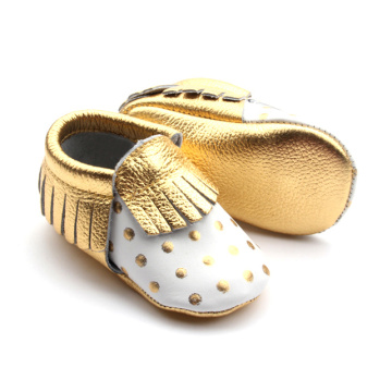 2018 Hot On Sale Bahan Lembut Moccasins Bayi