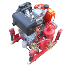 CWY series diesel fire fighting pump set air
