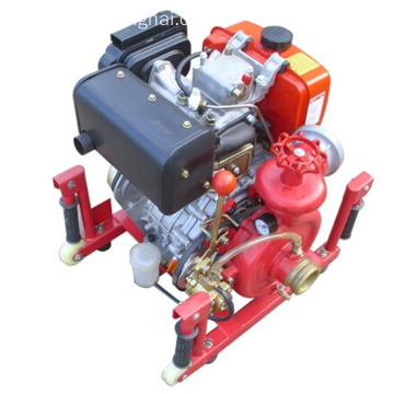 CWY series diesel fire fighting water pump set