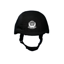 NIJ Iiia PE balísticos capacete à prova de balas