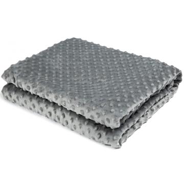 Cubierta extraíble de la manta ponderada para adultos Relax Eden
