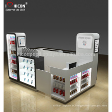 Accessoires d'auto pour voiture Présentoirs disponibles dans plusieurs configurations, y compris les écrans de comptoir ou de plancher ou de montage mural