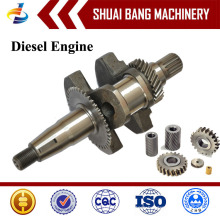 Shuaibang Best Quality Low Price High Pressure Gasoline Water Pump 4 Inch Crankshaft