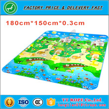 China Factory Double Sided Play Mat Crawling Foam Floor Mat