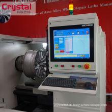 CNC-Legierung Reparaturräder CNC-Reparaturräder PC AWR28H