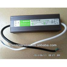 AC100-240V Impermeable Conductor de Voltajes Constantes LED de Potencia