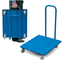 Iron Platform Hand Trolley
