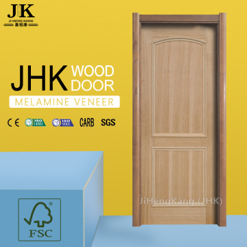 JHK-Interior Acrylic Sliding Melamine Customer Wood Door
