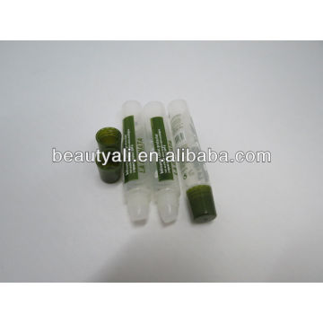 16mm mini plastic cosmetic tube