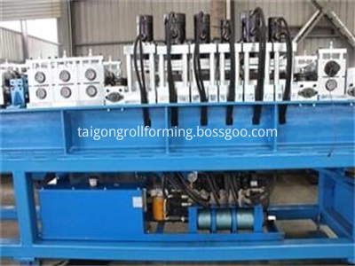 Light Gauge Steel Frame Roll Forming Machines