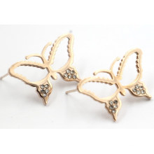 High Quality Stainless Steel Butterfly Earring
