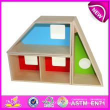 Am besten Umweltfreundliches ungiftiges hölzernes Spielzeug für Kinder, geometrisches Schließfach-Spielzeug für Kinder, hölzernes Spielzeug täuschen Spielzeug mit En-71 W03b015 vor