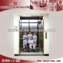 VVVF Ascenseur pour hôpital