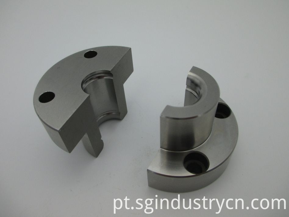 Cnc Machining Precision Machined Jig