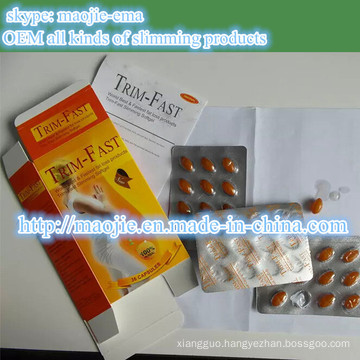 Health Food Trim Fast Slimming Capsules (MJ-TF36)
