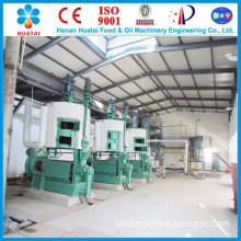 2015 Huatai Brand Best Selling Sunflower Seed Oil Pressing Machine/Oilseed Press Equipment/Sunflower Oil Press Machine Production Plant