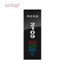 ACTOP new door metal plate