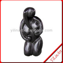 Marble Abstract Woman Art Sculpture (YL-C035)