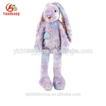 ЫК ГСВ ODM цветастые мини длинные ноги плюшевые игрушки кролика