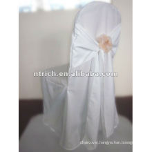 wedding wholesale disposable chair covers and sashes,CTV601,wholesale chair covers with self tie back sashes