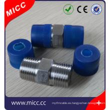 Conectores de termopar forjados de acero inoxidable de alta presión MICC