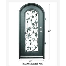 Гостевая комната Кованая дверь