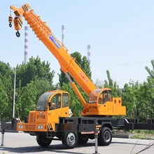 Good Quality for Small Truck Lift Mobile Crane 12 Ton Mini Industrial Crane supply to Egypt Manufacturers