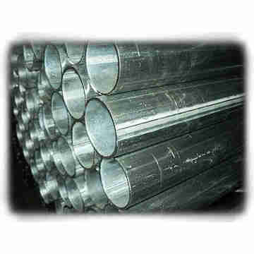 Hot-Dipped Galvanized Steel Pipes with 20 to 219mm Outer Diameter and 0.6 to 10mm Wt