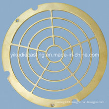 Lamp Cover, Brass Die Casting Parts for Lighting