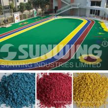 SUNWING epdm track rubber crumb granules for children