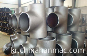 Aluminum Pipe Fittings Tee