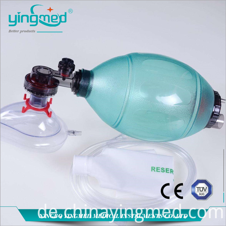 Disposable Sebs Resuscitator