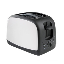 2 Slice Toaster with Brushed Stainless Steel