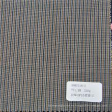 tela del traje de la fibra del lyocell del poliéster de las lanas para el vestido formal