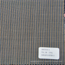 wool polyester lyocell fiber suit fabric for formal dress